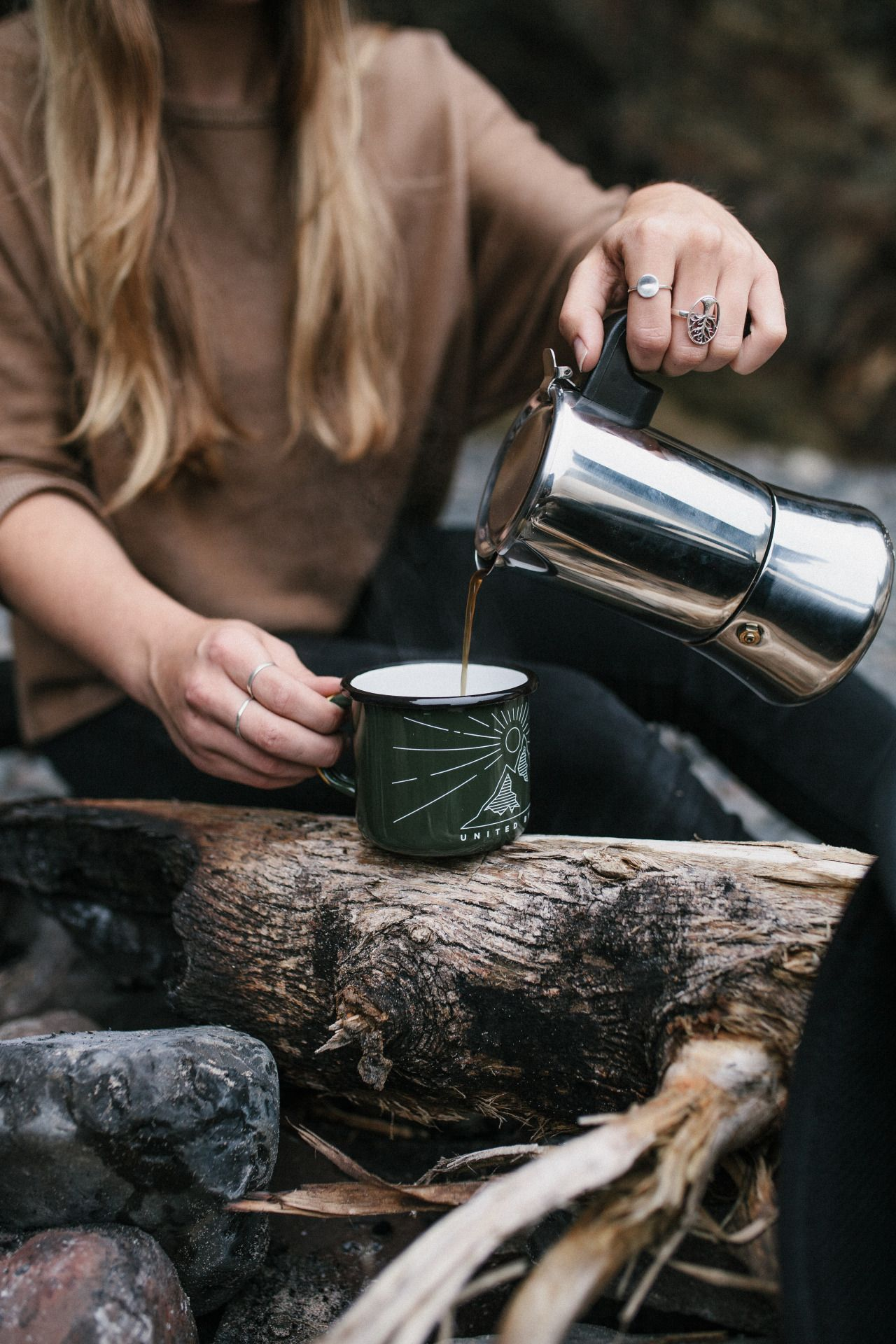 November Morning Coffee & Brisk Air (With images