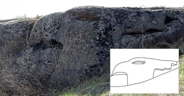 Found Dragon And Griffin Megaliths Dating Back 12 000 Years To End Of Ice Age Or Earlier Megalith Ancient Origins Archaeology