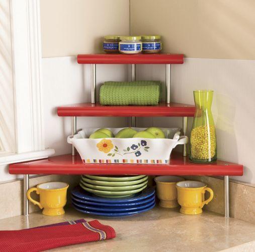 3 Tier Corner Shelf From Montgomery Ward Decoracao De Casa Decorar Cozinha Acessorios De Cozinha