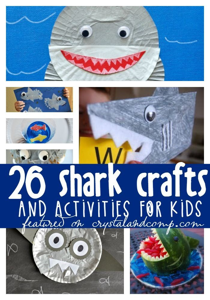 Learn About Sharks with Free Printables! - Pinterest