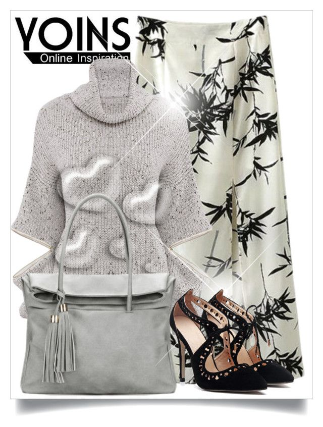 """""""Yoins 17."""" by belma-cibric ❤ liked on Polyvore featuring Valentino"""