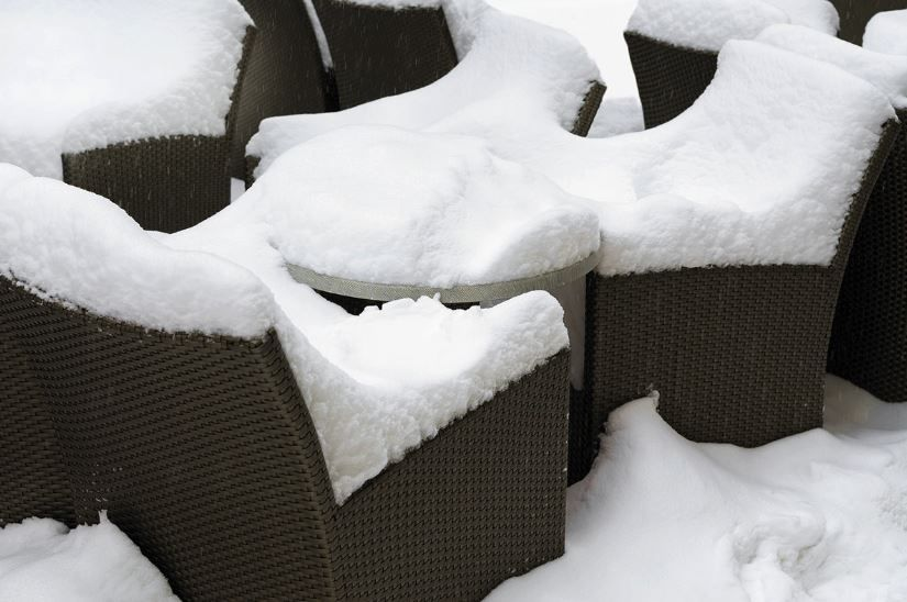 How To Protect Your Outdoor Furniture During Winter Winteriscoming Rattan Rattangardenfurniture Ga Rattan Garden Furniture Furniture Blog Outdoor Furniture