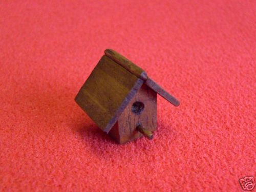 3pcs Wood Fishing Set Miniatures for 1:12 Dollhouse Garden Beach Accessories