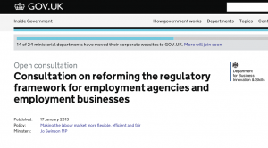 Ann Swain, CEO of APSCo comments on the Government's response to Conduct Regulations review - Recruitment Agency Now,