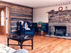 Builder Grade Hardwood Floors For The