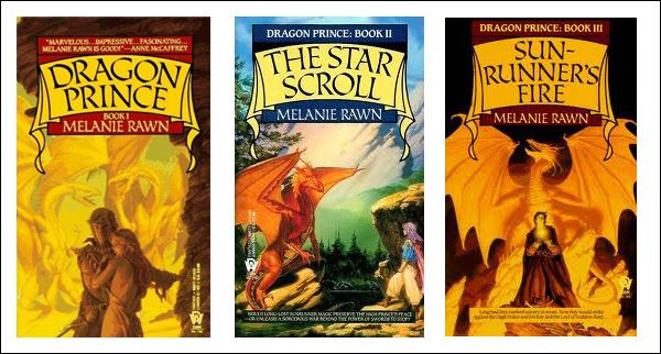Dragon Prince and Dragon Star trilogies