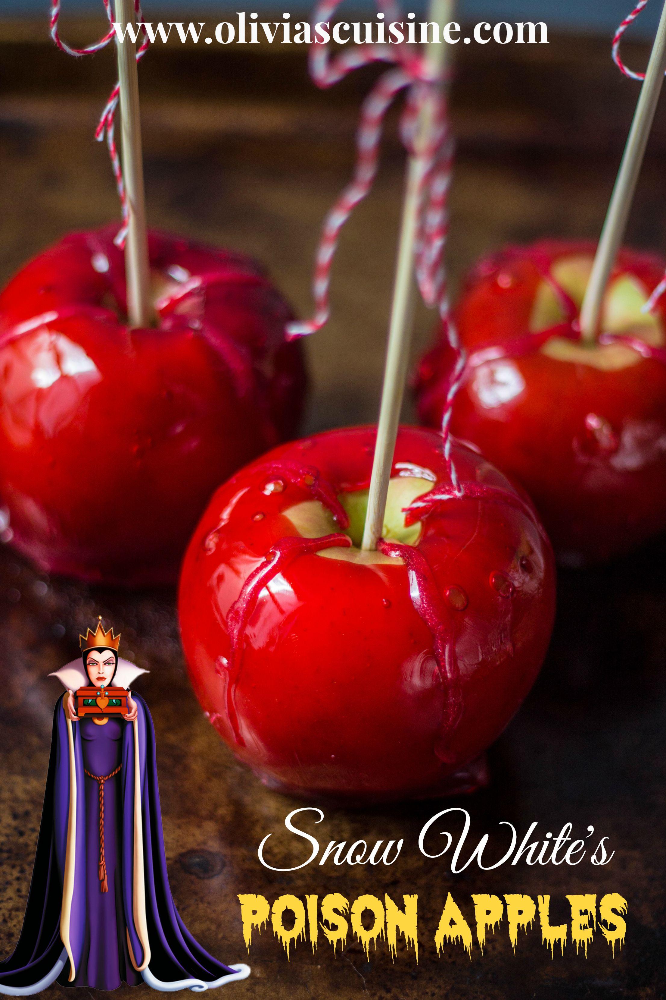 Snow White's Poison Apples in 2020 Snow white poison