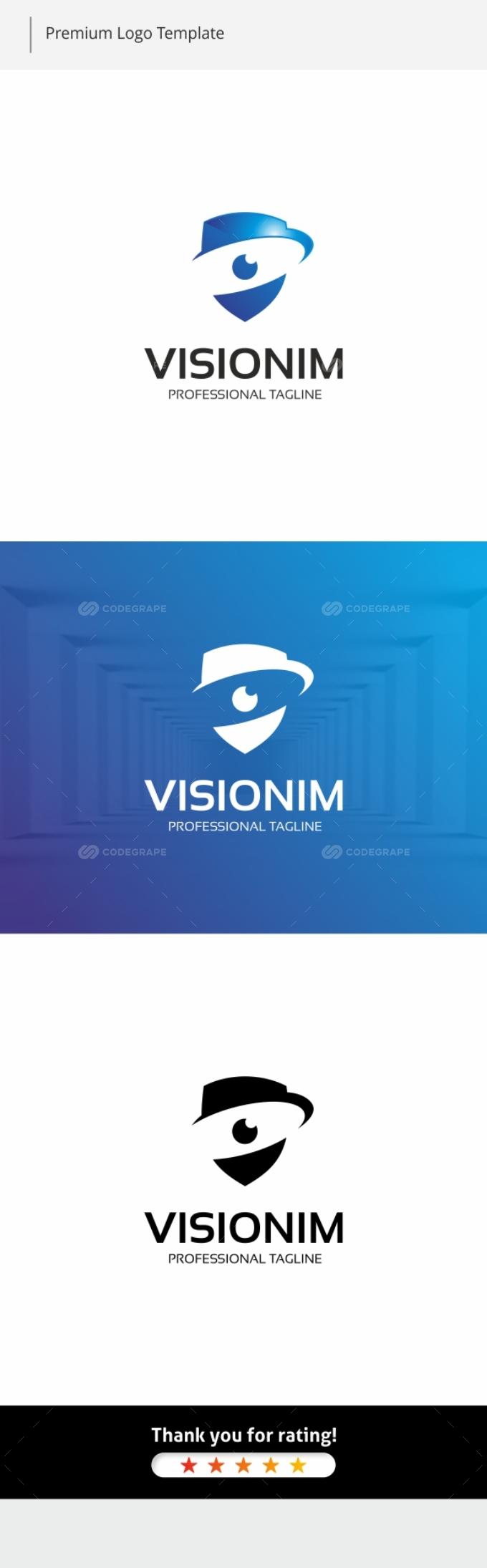 Eye Shield Logo 家電