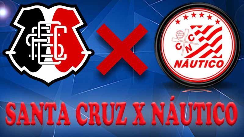 Futebol Ao Vivo Santa Cruz X Nautico Fazem Classico Das Multidoes