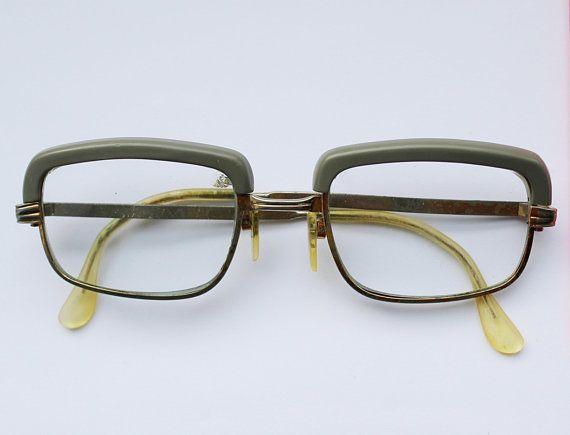 b492bbe9e6b Vintage Eyeglasses Retro Glasses Plastic Frame Old Eyeglasses Reading Glass  Grandma Glasses Grandpa