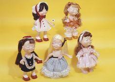 Como colocar cabelo em uma boneca