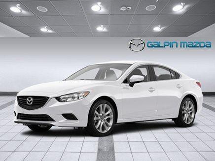 2015 Mazda Mazda6 Valencia Ca