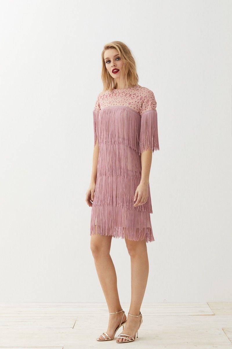 Vestidos de noche cortos venta online