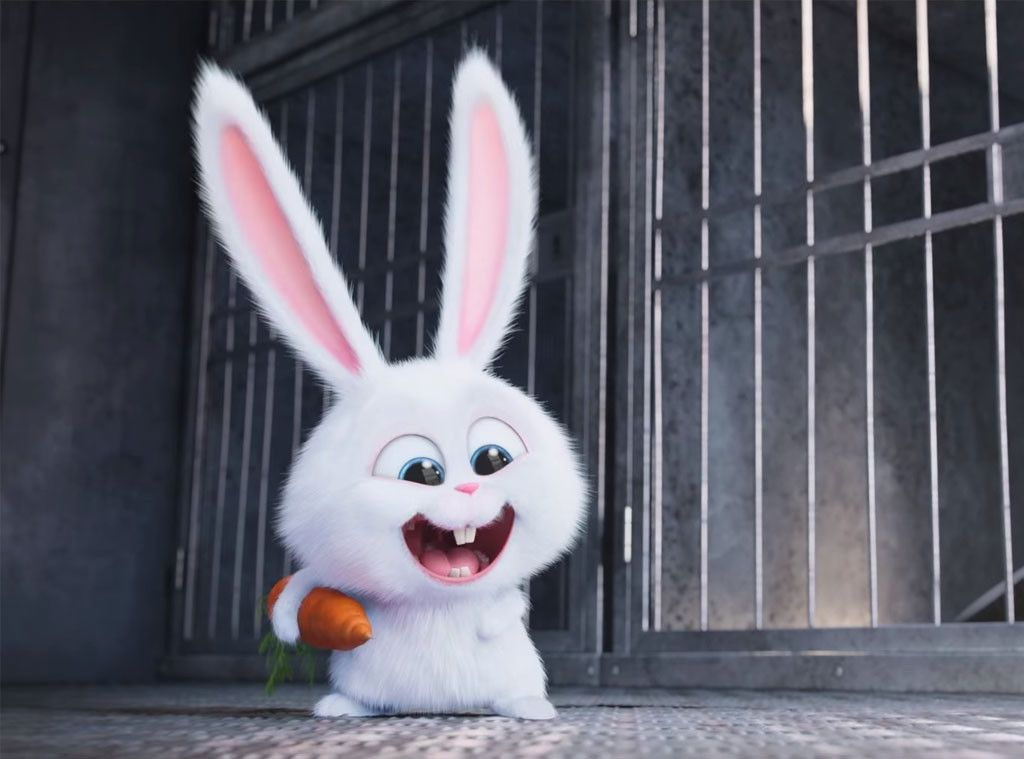 Kevin Hart S Character In The Secret Life Of Pets Will Have You Cracking Up And You Ll Probably Want To Pet Him Too E Online Cute Bunny Cartoon Cute Disney Wallpaper