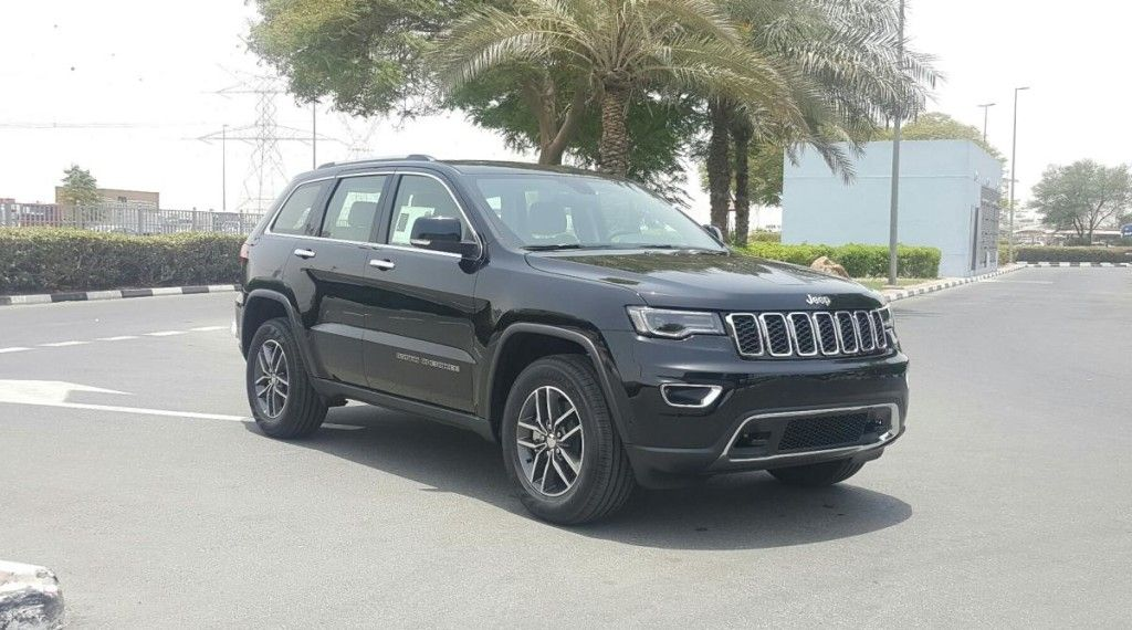 Jeep Grand Cherokee 2017 Jeep Grand Cherokee New Jeep Grand