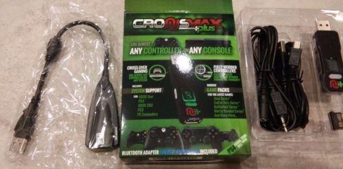 cronusmax ps3 controller on xbox 360
