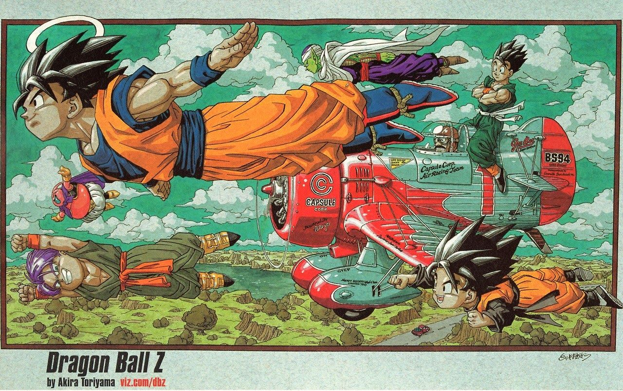Akira Toriyama Is Best Known For His Popular Series Dragon Ball Which Is The Best Selling Manga Of All Time Dragon Ball Z Dragon Ball Wallpapers Dragon Ball