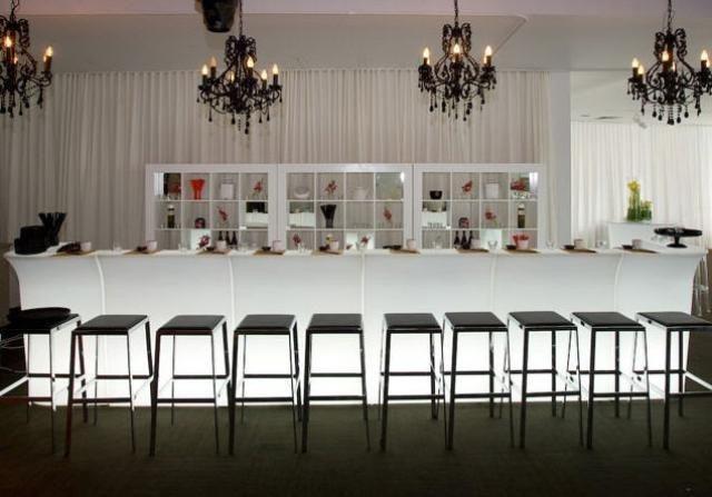 Inspiration Bar and Barback Option 2 - Bubble Miami | Chic Special Event Furniture Rentals |Miami | Orlando | Nationwide