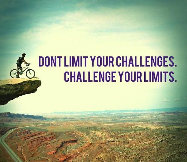 Chris Bertish On Challenge Quotes Cycling Quotes Bike Quotes