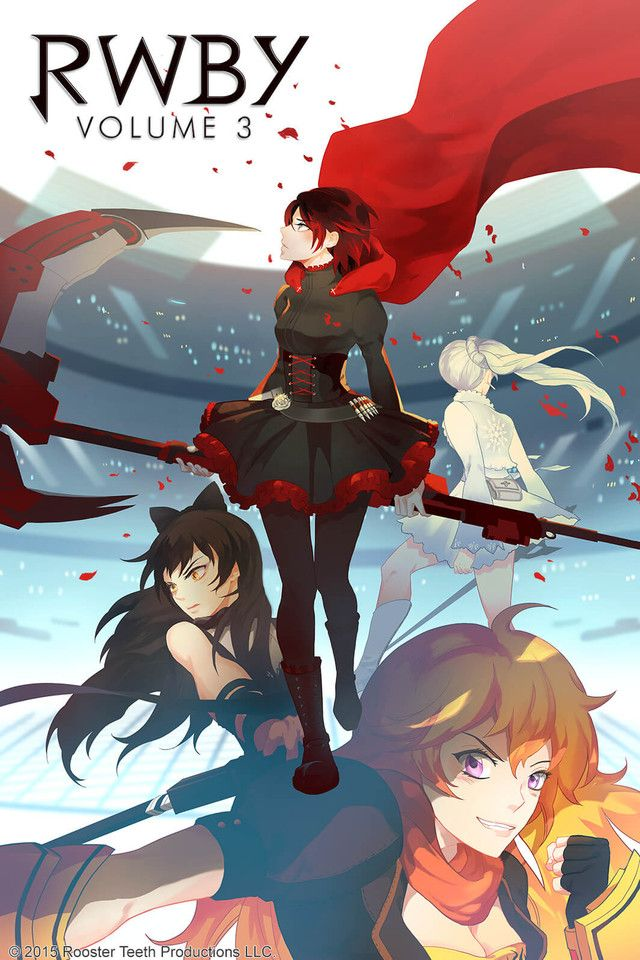 Yearn to learn rwby rooster