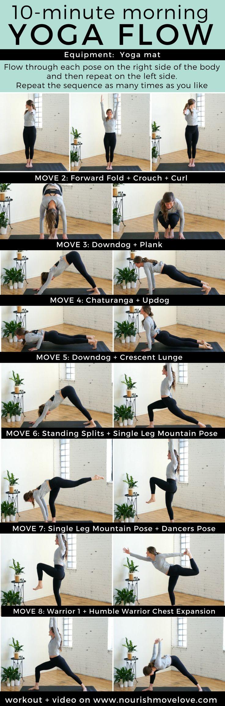 Yin Yoga Dancer Pose