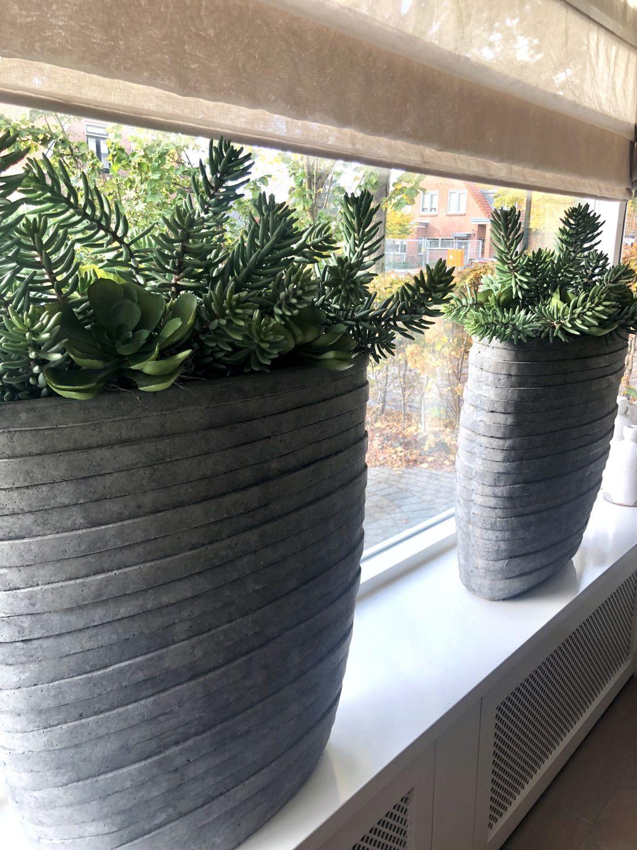 Sedum Close To Real Prachtige Zijden Planten Vensterbank Decor Venster Decoratie Venster Planten