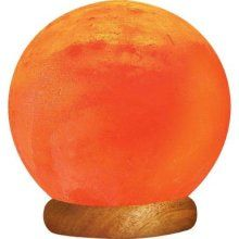 Himalayan Salt Lamp Home Depot Fair Globe Salt Crystal Lamp  For The Home  Pinterest  Salt Crystal