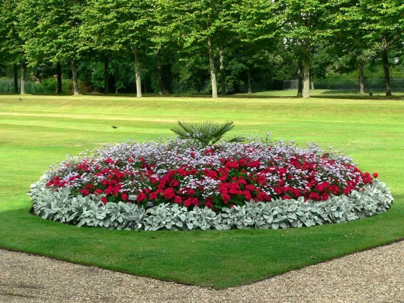 arte y jardinerÍa diseÑo de jardines: arriates ornamentales en el