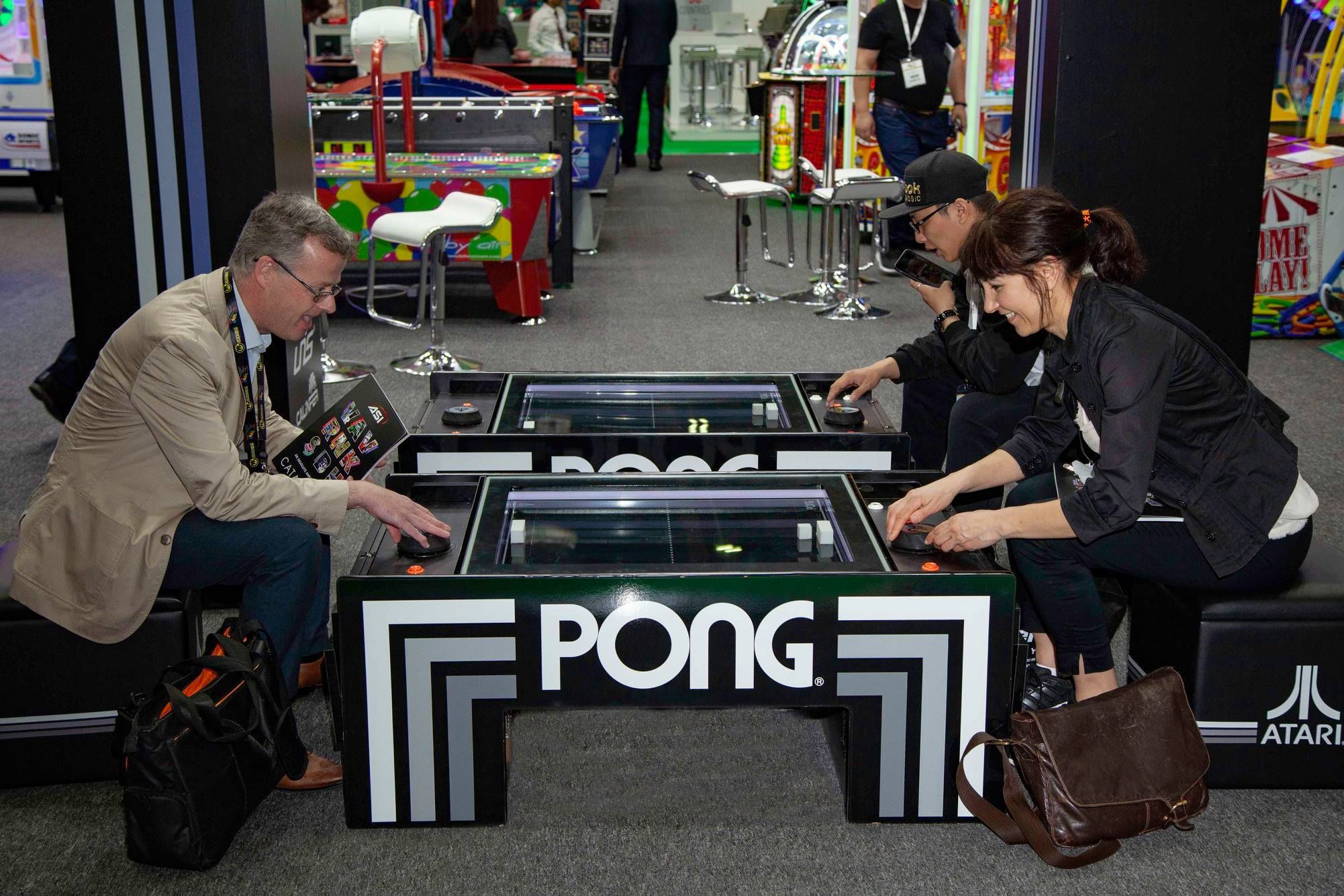 Order The Atari Pong Coffee Table For Your Office Your Employees