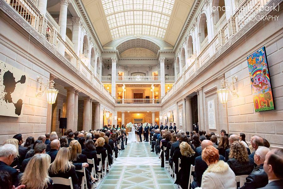 Hartford City Hall Ceremony
