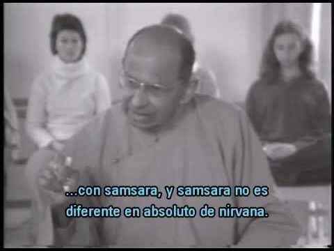 3 - Krishnamurti, con monjes budistas - ¿Existe el libre albedrío?