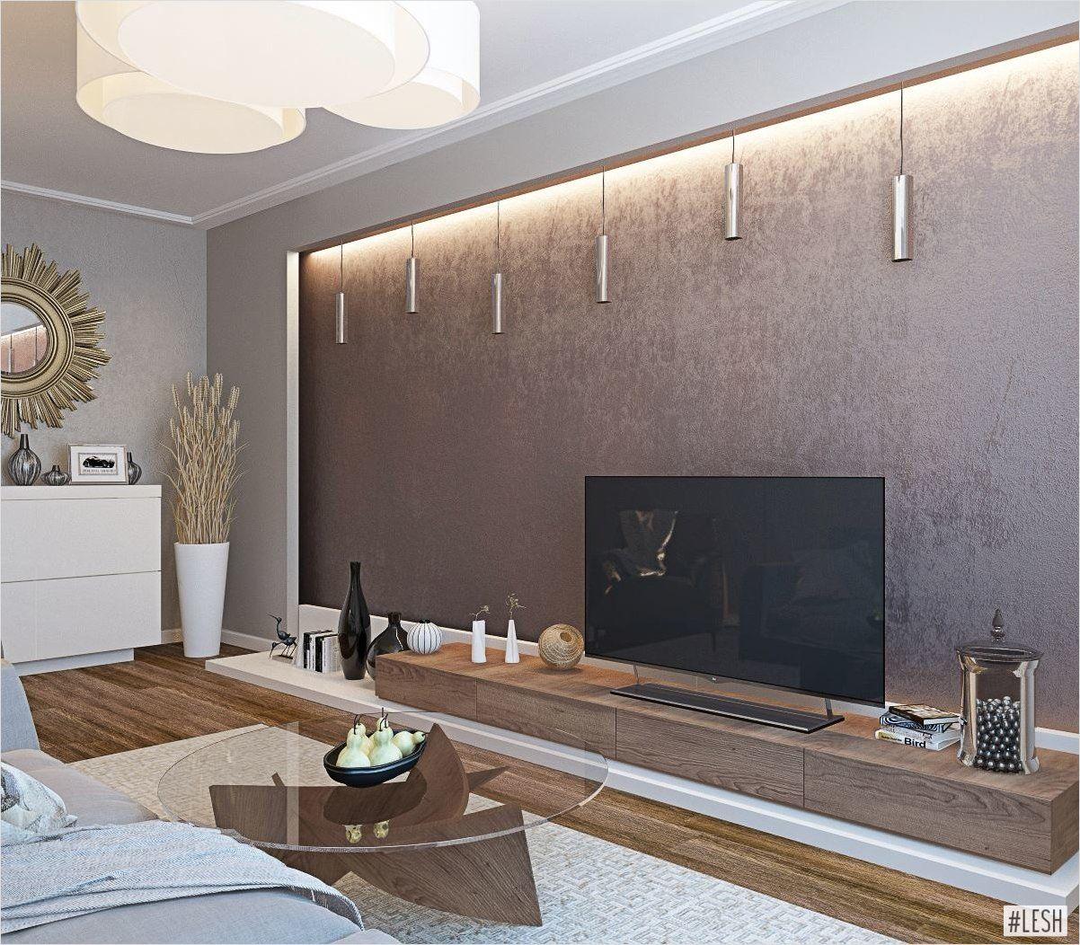 как относитесь оформление стены с телевизором в гостиной фото природных материалов как
