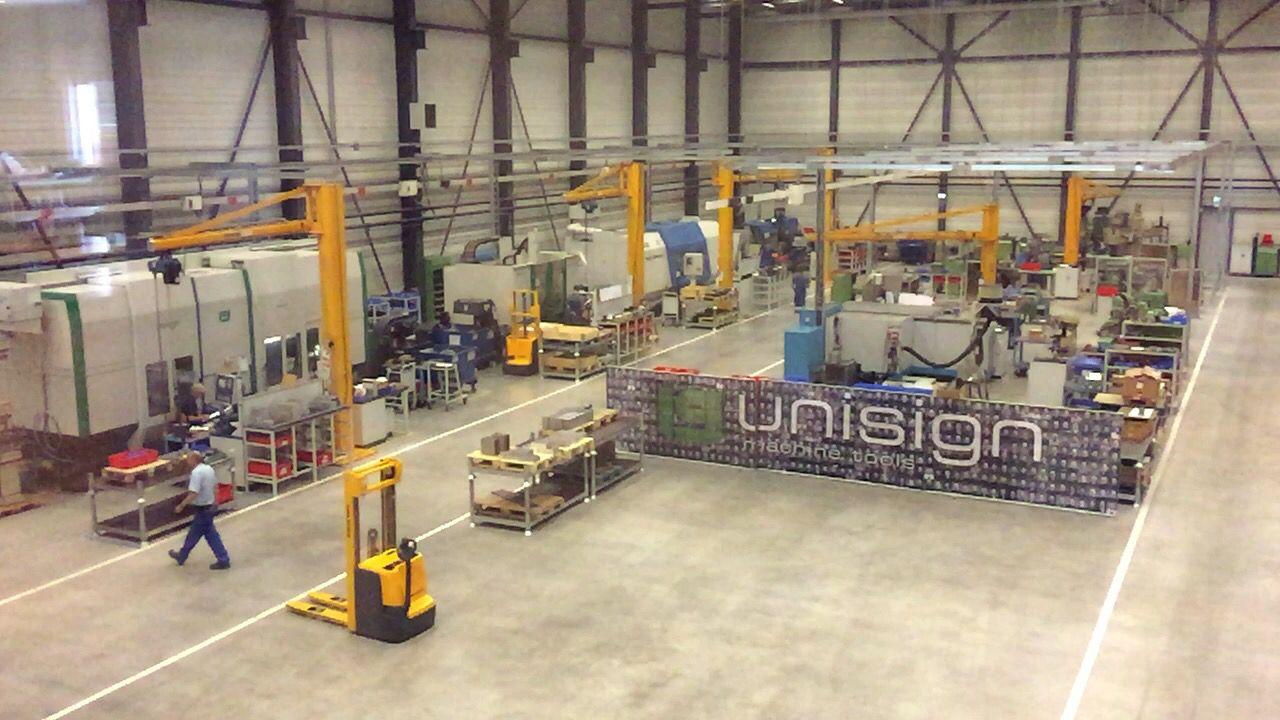 Unisign Parts Manufacturing