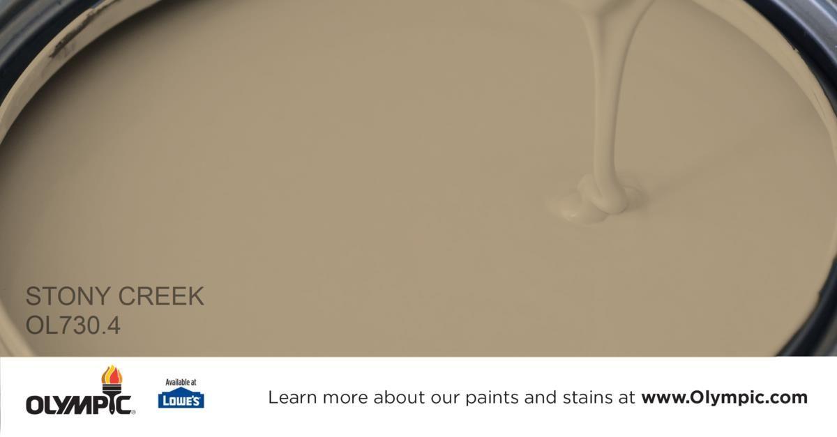 Stony Creek   Stony and Exterior paint colors