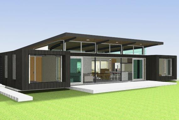 Modern And Beautiful Beach House Plans Design From Pacific Environments