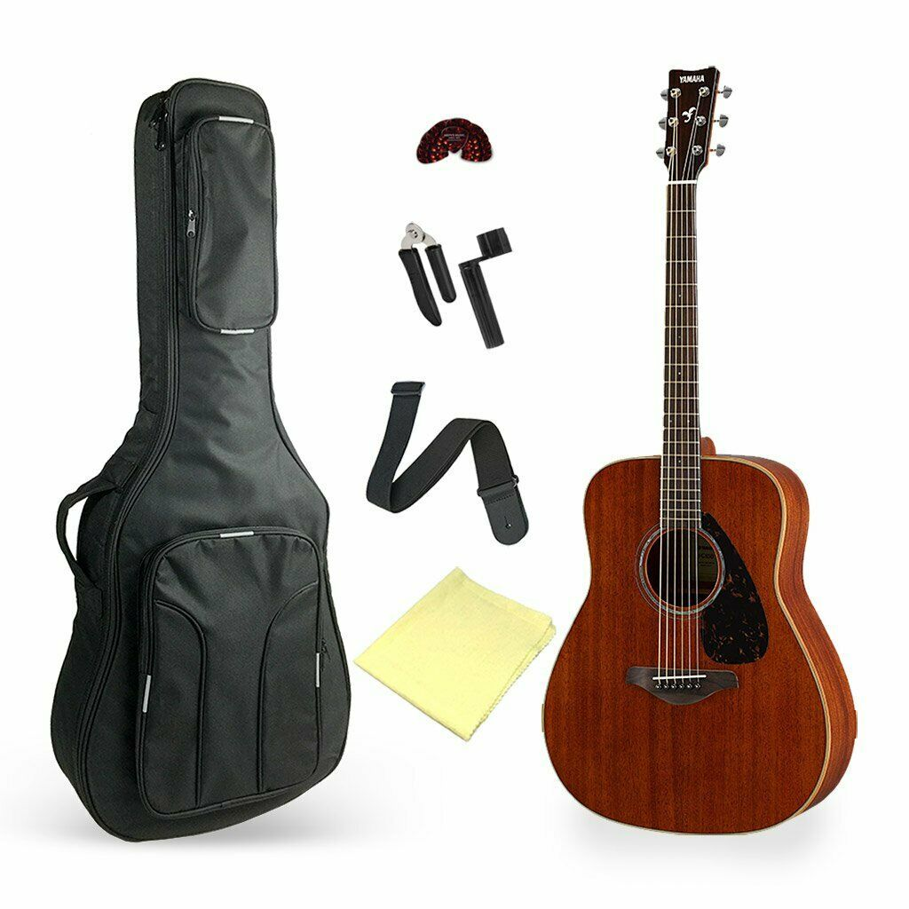 Yamaha Fg850 Acoustic Guitar Bundle With Deluxe Bag Accessories Acoustic Guitar Ideas Of Acoustic Guitar Acousticguitar Guitar Acoustic Guitar Acoustic