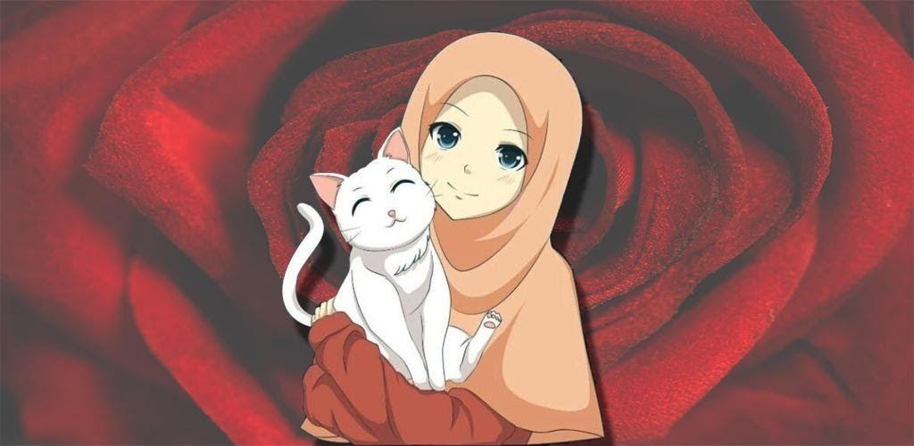 Pin By Aswah On Proud To Be Muslim Anime Wallpaper Anime Anime Muslimah