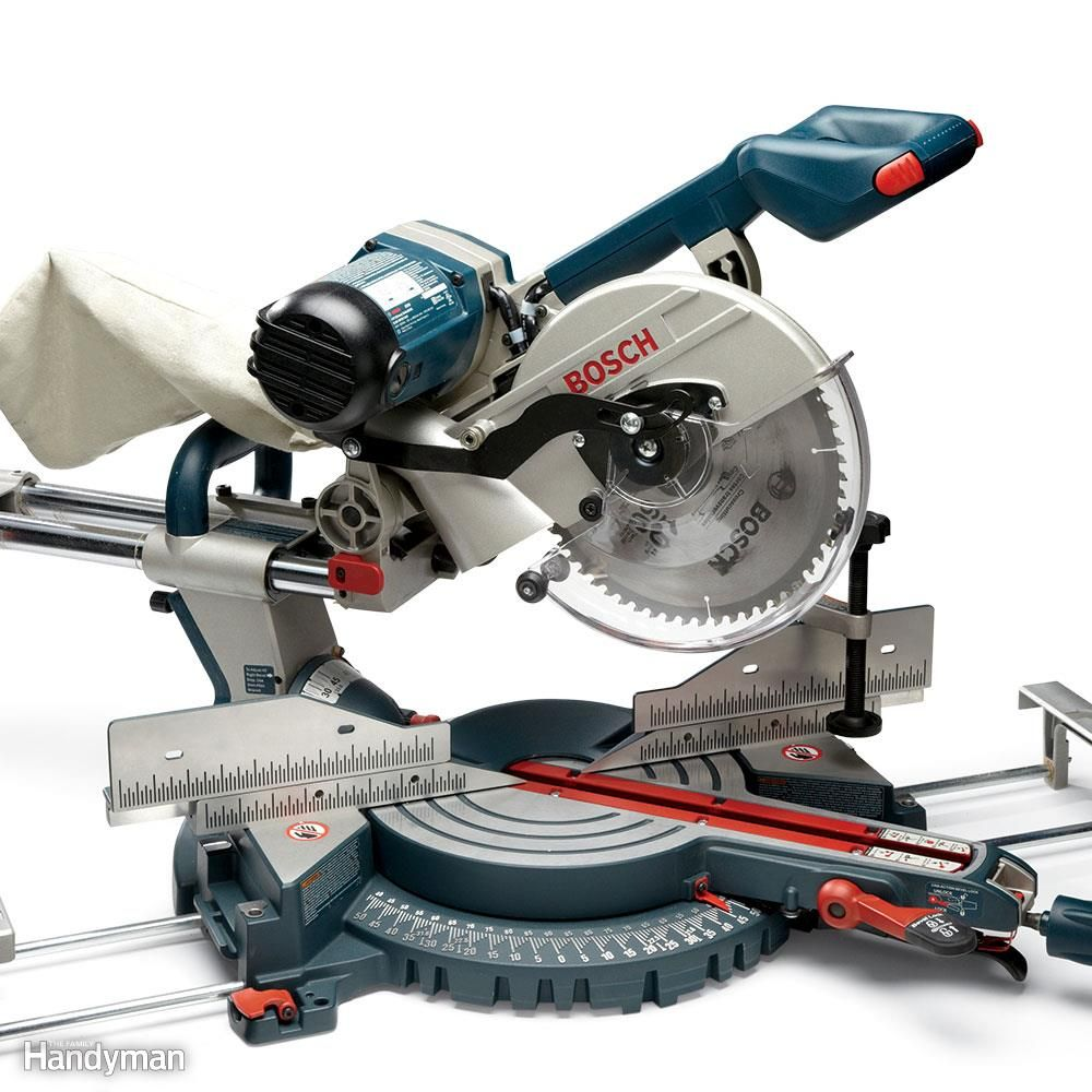Sliding Miter Saw Review Bosch Model 4310 Dual Bevel Cost 527 It S Hard To Fault This Saw The Cut Quality Was Excellent And The Saw Felt