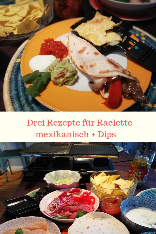 Mexikanisches Raclette