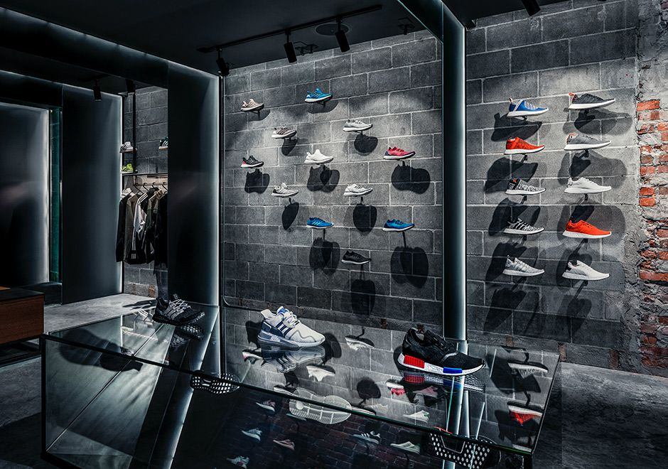 adidas Concepts Store Address And Hours