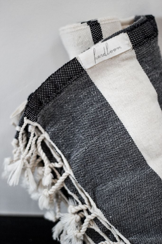Turkish towels look great hung in the bathroom, cozy up with it after a bath, drape it as a throw, or take it adventuring with you for a long weekend.  #turkishtowel #towel #throw #throwblanket #blanket #bohochic #bohohome #interior #bohemian #bohostylehome