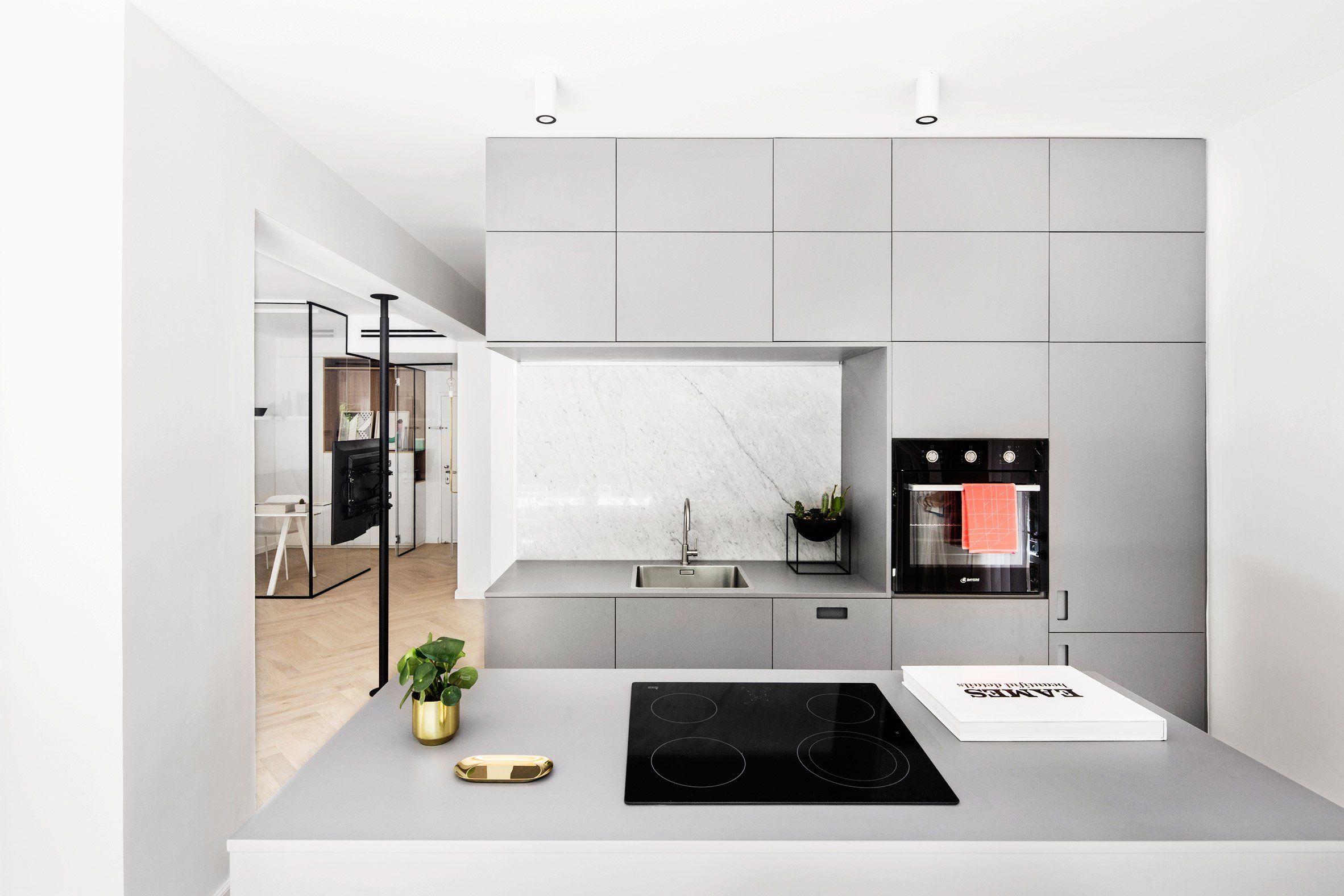 Amir Navon of Studio 6b and Maayan Zusman design Tel Aviv apartment ...