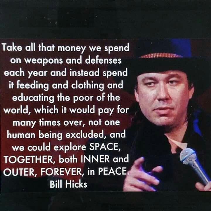 Best of bill hicks quotes Ideas (Dengan gambar)