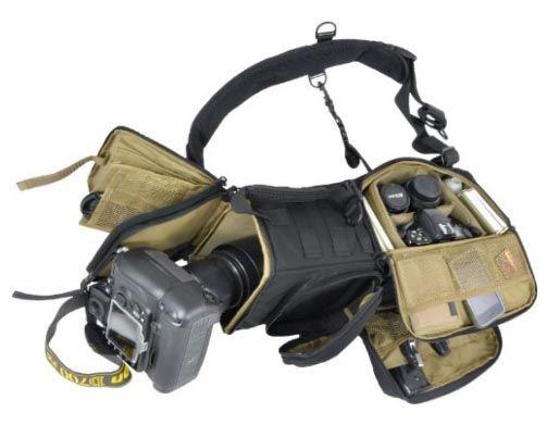 Tactical Camera Bag Gear