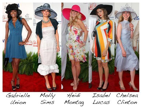 I Love Hats Why Don T We Wear Them More Super Derby Is Just Once A Year