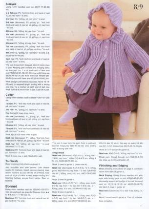 Patons 382 Knitting for Baby | Knitting | Pinterest