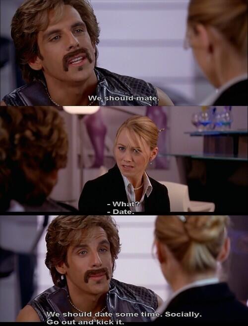 Dodgeball. | Stuff | Funny movies, Movie memes, Love movie