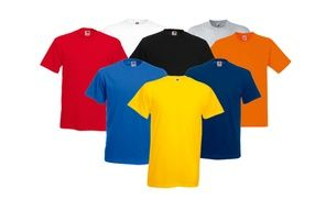 Groupon - T shirt 100% cotton heavy weight. Extra comfortable. Groupon deal price: $5.99