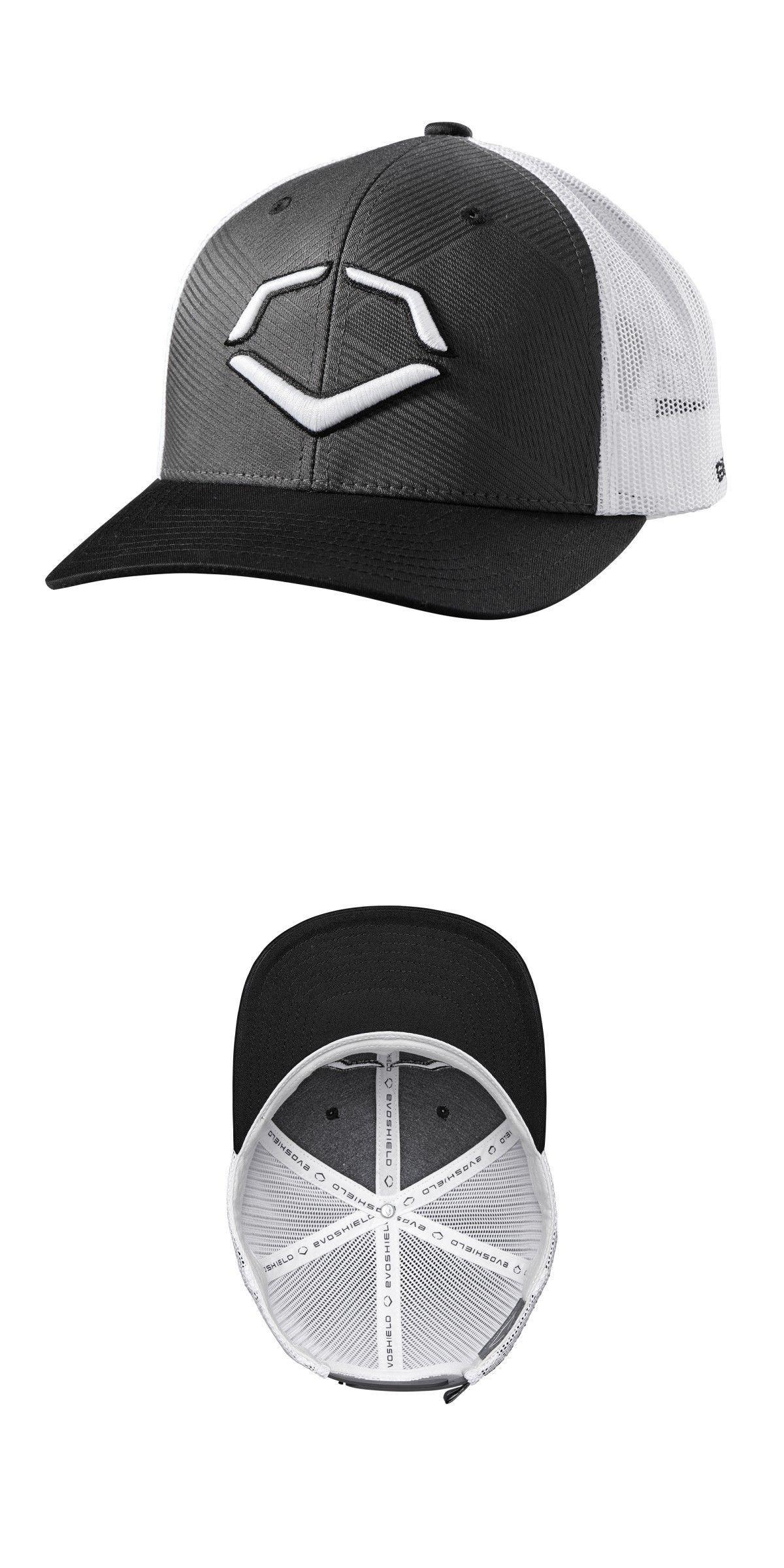 Hats and Headwear 159057  Evoshield Zig Zag Baseball Snapback Mesh Back Evoshield  Snapback Hat Cap 58f8b7bdc4ed