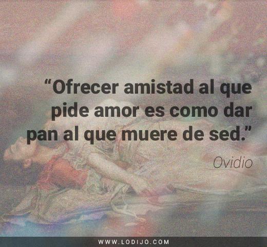 Frases De Ovidio Frases Refranes Y Proverbios Y Frases